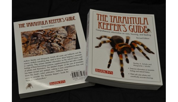 The Tarantula Keeper's Guide by Stan Schultz