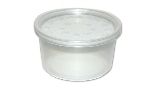 Deli Cup 16oz & Poly(cloth) Lid