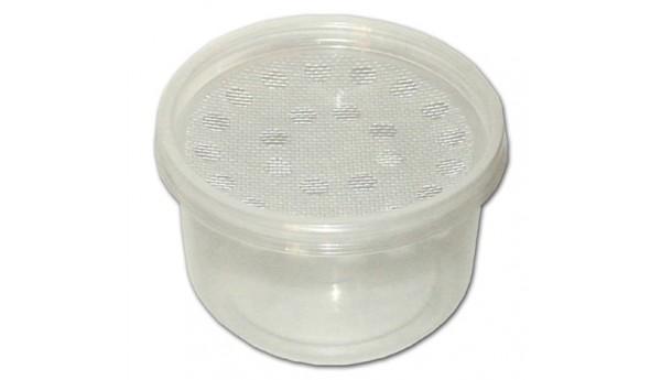 Deli Cup 16oz & Aluminum (mesh) Lid